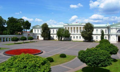 Zdjęcie LITWA / okręg wileński / Wilno / Pałac Prezydencki od środka