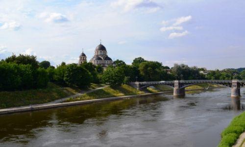 Zdjecie LITWA / okręg wileński / Wilno / Cerkiew Znamieńska