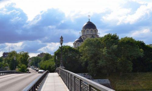 Zdjęcie LITWA / okręg wileński / Wilno / W drodze do cerkwi