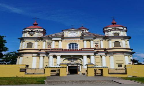 Zdjęcie LITWA / okręg wileński / Wilno / Kościoły Wilna