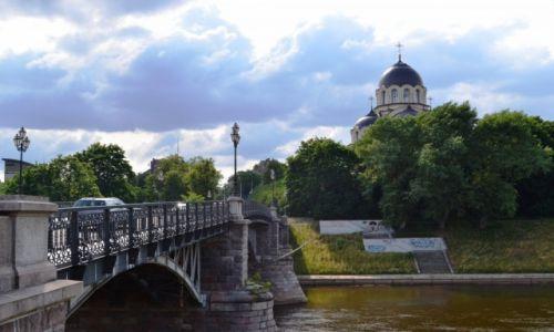 Zdjęcie LITWA / okręg wileński / Wilno / Cerkiew Znamieńska