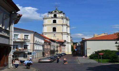 Zdjęcie LITWA / okręg wileński / Wilno / Na ulicach Wilna