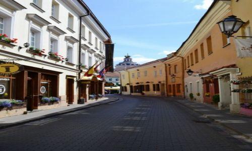 Zdjęcie LITWA / okręg wileński / Wilno / W zakamarkach Starego Miasta