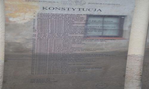 Zdjecie LITWA / okręg wileński / Wilno / Człowiek ma prawo umrzeć, lecz nie jest to jego obowiązkiem