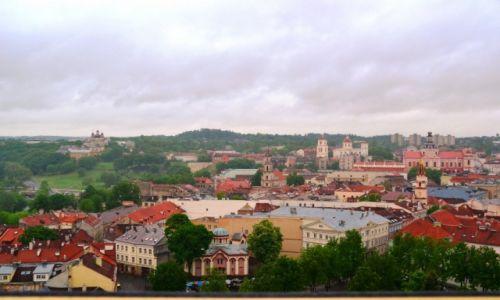 Zdjecie LITWA / okręg wileński / Wilno / Stare Miasto