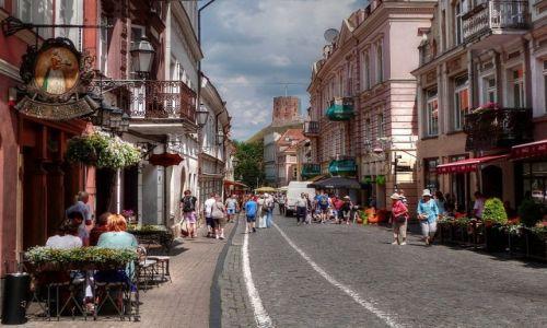 Zdjecie LITWA / ... / Wilno / Wileńska starówka