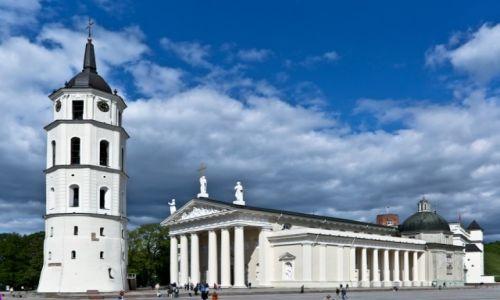 Zdjęcie LITWA / - / Wilno / Katedra wileńska