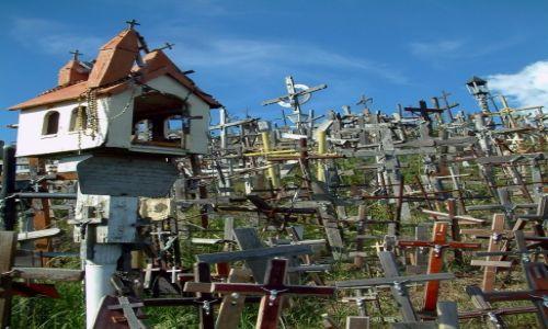 Zdjęcie LITWA / *** / Góra Krzyży. / Góra Krzyży.