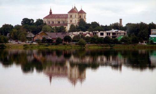 Zdjęcie LITWA / *** / Trakai_Troki / Troki.Kościół Witolda
