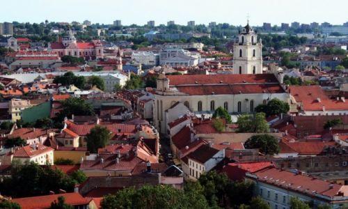 Zdjęcie LITWA / *** / Wilno / Wilno
