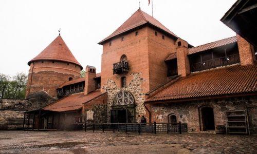 Zdjecie LITWA / - / Troki / Zamek 2