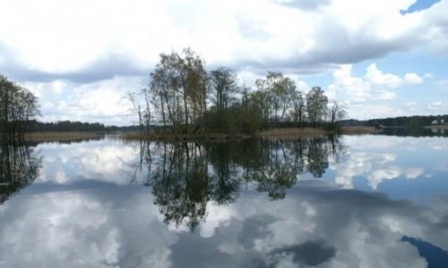 Zdjęcie LITWA / okolice Wilna / Troki / jezioro Galwe