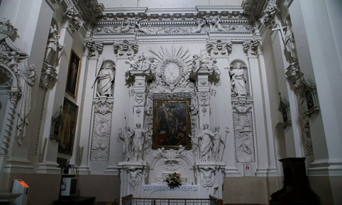 Zdjęcie LITWA / WIlno / Wilno / kościół św. św. Piotra i Pawła