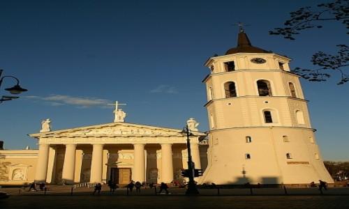 Zdjęcie LITWA / WIlno / Wilno / katedra