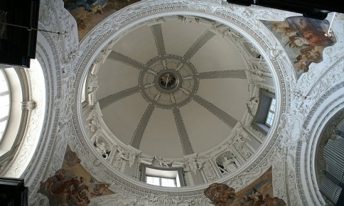 Zdjęcie LITWA / WIlno / Wilno / katedra kaplica św. Kazimierza