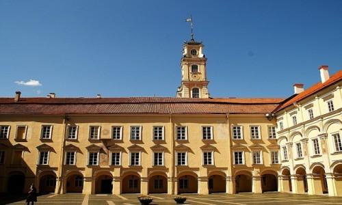 LITWA / WIlno / Wilno - Zau�ek Bernardy�ski / Uniwersytet Wile�ski