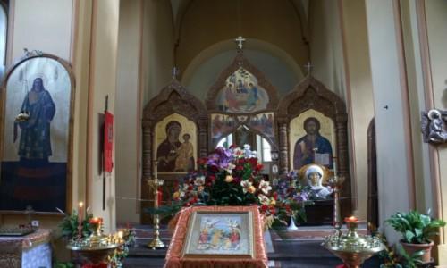 Zdjecie LITWA / WIlno / Wilno / cerkiew �w. Par