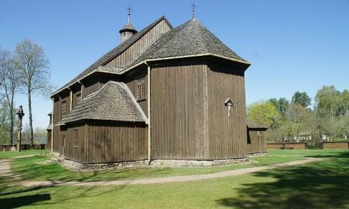 Zdjęcie LITWA / Auksztocki Park Narodowy / Paluse / kościół św. Józefa