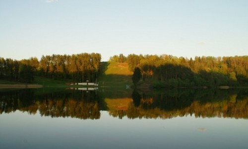 Zdjecie LITWA / Auksztocki Park Narodowy / Ignalina / pojezierze auks