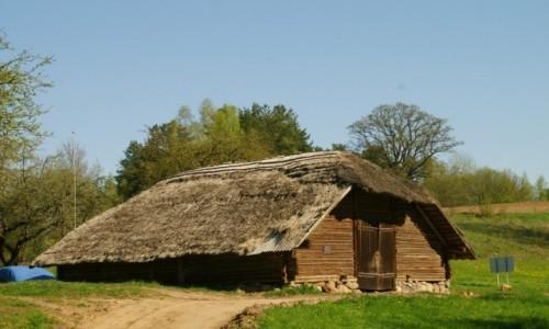 Zdjęcie LITWA / Auksztocki Park Narodowy / Salos / skansen wsi litewskiej