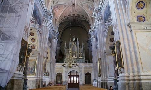 Zdjęcie LITWA / Kowno / Kowno / katedra