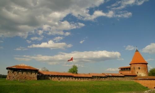 Zdjęcie LITWA / Kowno / Kowno / zamek