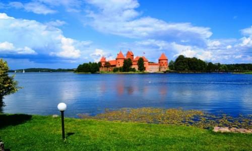 LITWA / wile�ski / Troki / Z wizyt� u Kiejstuta