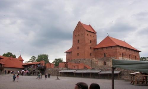 Zdjecie LITWA / - / Litwa / Troki