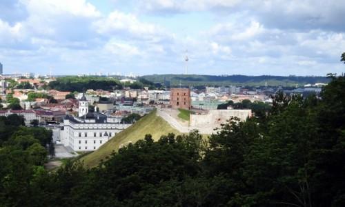Zdjęcie LITWA / Wilno / Wilno / Widok z Góry Trzykrzyżnej