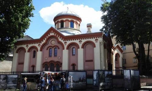 Zdjęcie LITWA / Wilno / Wilno / Cerkiew śwe. Paraskewy