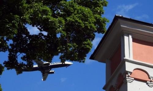 Zdjęcie LITWA / Wilno / Rossa / Loty nad mogiłami