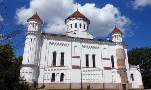 Zdjecie LITWA / Wilno / Wilno / Sobór Przeczystej Bogurodzicy