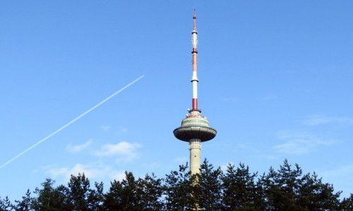 Zdjecie LITWA / Wilno / Wilno / Wieża telewizyjna