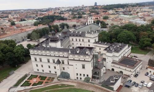 Zdjecie LITWA / okręg wileński / Wilno / widok ze wzgórza zamkowego