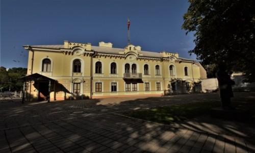 Zdjęcie LITWA / Nizina Środkowolitewska / Kowno / Kowno, dawny pałac prezydencki