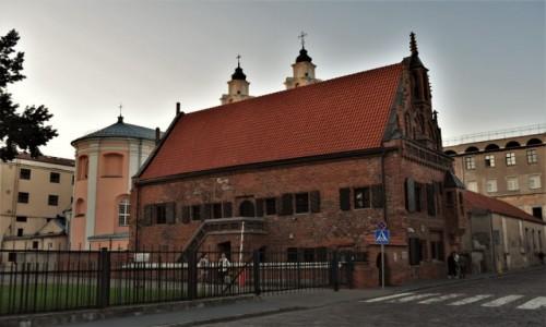 Zdjęcie LITWA / Nizina Środkowolitewska / Kowno / Kowno, Dom Perkuna