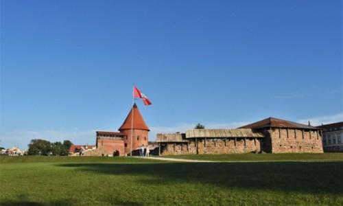 Zdjecie LITWA / Nizina Środkowolitewska / Kowno / Kowno, zamek