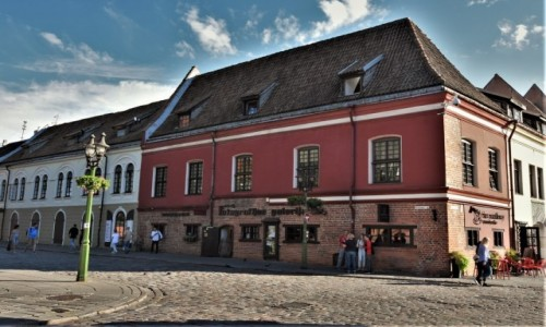 Zdjecie LITWA / Nizina Środkowolitewska / Kowno / Kowno, stare centrum