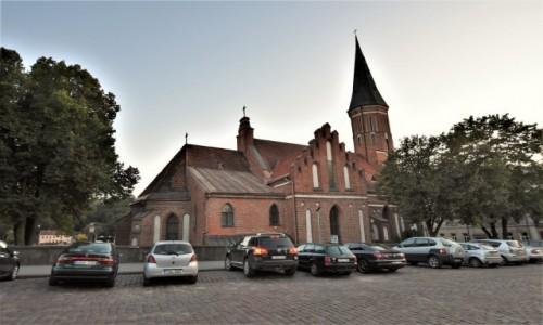 Zdjecie LITWA / Nizina Środkowolitewska / Kowno / Kowno, kościół Witolda