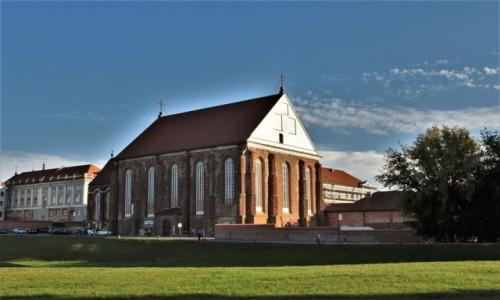 Zdjecie LITWA / Nizina Środkowolitewska / Kowno / Kowno, klasztor pobernardyński