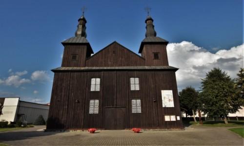 LITWA / Nizina Środkowolitewska / Kiejdany / Kiejdany, kościół św. Józefa z 1710 r., karmelitów