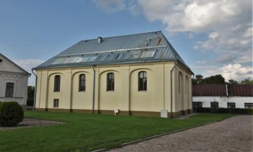 Zdjęcie LITWA / Równina Środkowolitewska / Kiejdany / Kiejdany, stara synagoga z XVII w.