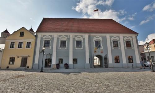 LITWA / Równina Środkowolitewska / Kiejdany / Kiejdany, Ratusz z XVII wieku przy rynku