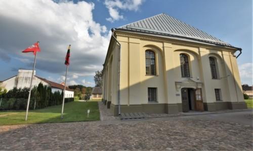 Zdjecie LITWA / Równina Środkowolitewska / Kiejdany / Kiejdany, stara synagoga z XVII w.