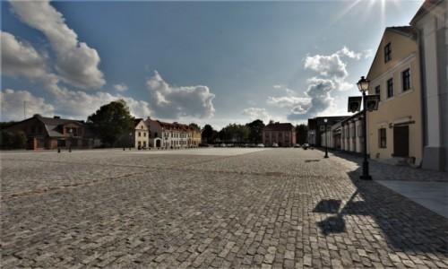 Zdjecie LITWA / Równina Środkowolitewska / Kiejdany / Kiejdany, zakamarki, rynek