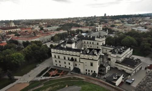 Zdjecie LITWA / Pojezierzu Wileńskim / Wilno / Wilno, panorama