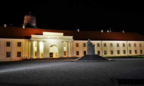 LITWA / Pojezierze Wileńskie / Wilno / Wilno, muzeum narodowe