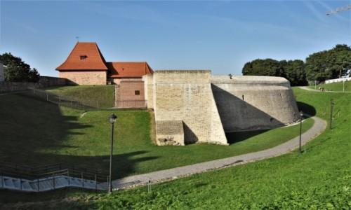 LITWA / Pojezierze Wileńskie / Wilno / Wilno, fort