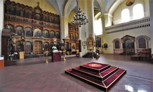 Zdjęcie LITWA / Pojezierze Wileńskie / Wilno / Wilno, Sobór Przeczystej Bogurodzicy