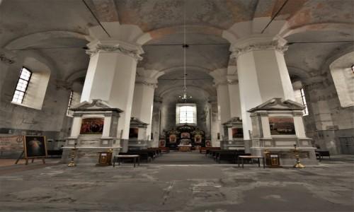 Zdjęcie LITWA / Pojezierze Wileńskie / Wilno / Wilno, Cerkiew św. Trójcy